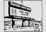 Long before Franklin Park, there was Franklin Ice Cream.