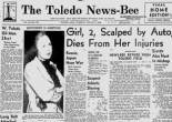 With very little fanfare save a front-page announcement, a thin fourteen-page edition marked the end of the The Toledo News-Bee on August 2, 1938.