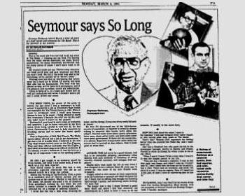 Seymour Rothman