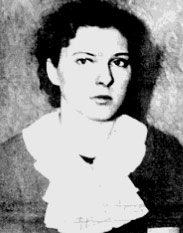 Harry Campbell's wife, Gertrude.