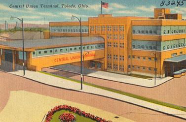 Toledo's new Union Station opens