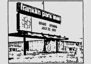 Franklin: Ice Cream, Airport, Park Mall
