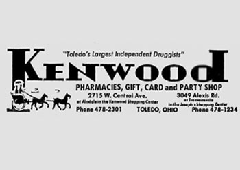 Kenwood Pharmacy, the one and only