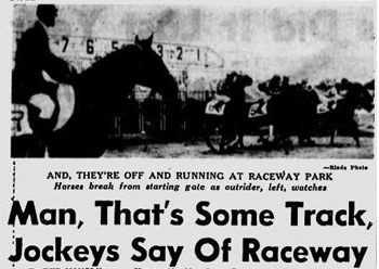 The closing of Raceway Park
