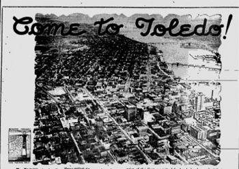 Toledo in 1927