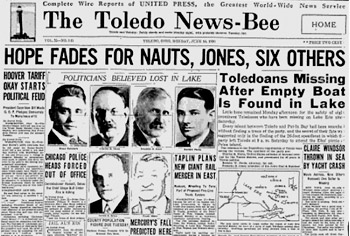 The Lake Erie Speedboat Disaster
