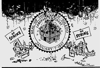 The 1979 City Worker Strike