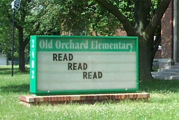Old Orchard School