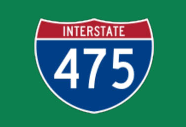 Interstate 475 opens through West Toledo