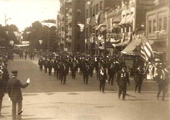 The 1908 G.A.R. Encampment