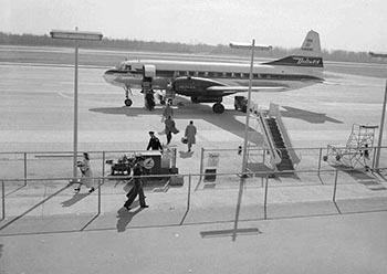 Toledo Express Airport opens